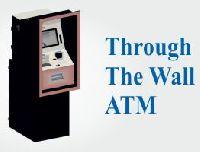 Through The Wall ATM Machine