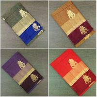 Pure Handloom Silk Cotton Sarees