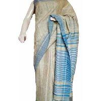 Boder Ghicha Silk Saree