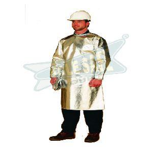 Aluminized Long Coat