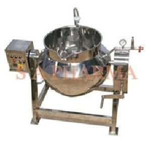 Manual Tilting Paste Kettle