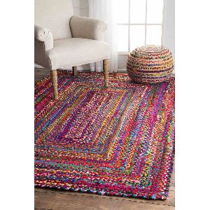 Hand Woven Braided Rugs