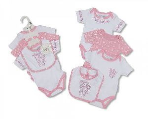 Baby Cotton Suit Gift Set