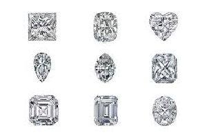 Fancy Cut Diamonds