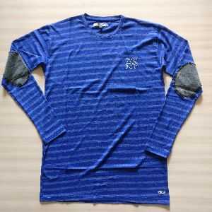 Dkny Full Sleeves Round Neck T-shirts