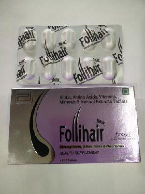 Follihair Tablet