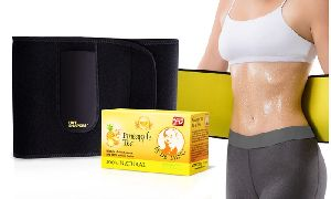 Slim Pineapple Detox Tea Womens Hot Belt