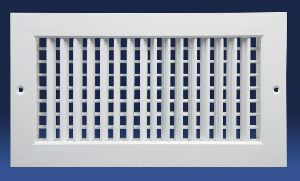 Double deflection air Grille - Supply