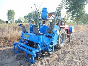 Sugarcane Cutter Planter