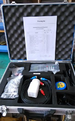 Handheld Ultrasonic Flow Meter ZERO100HU