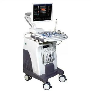 Trolly Color Doppler Ultrasound System ZERO-C80