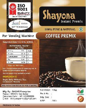 Shayona Coffee Premix