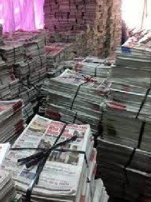 Over Issued Newspaper/News Paper Scraps/ONP/Paper Scraps!