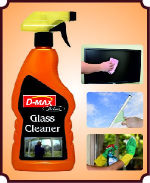 D Max Glass Cleaner