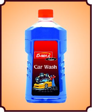D Max Car Washing Liquid