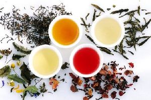 Flavored Herbal Tea