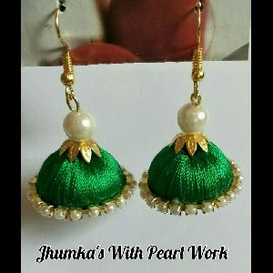 a792afcfb Jhumka Earrings - Manufacturers, Suppliers & Exporters in India