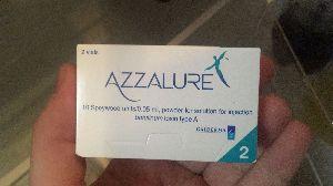 AZZALURE 125,JUVEDERM ULTRA 2KIN CARE