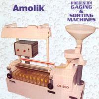 Gauging And Sorting Machines