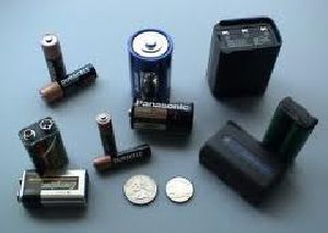 Batteries Fuel Cells
