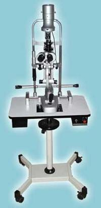 Slit Lamp with Manual Table