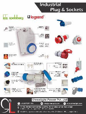 Industrial Plug Sockets