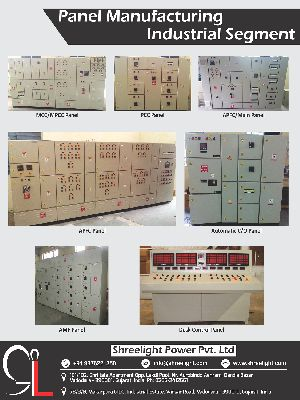 Panel Enclosures for Industrial Segment