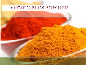 Vegetables Powder