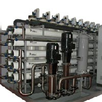 Packaged Drinking Water Treatment Plant