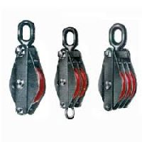 Manila Rope Pulley