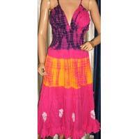 Smocked Ladies Dress