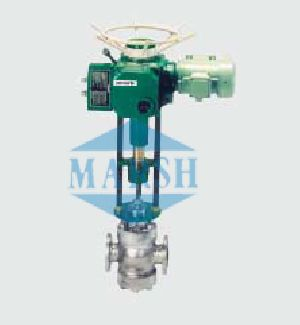 Motorised Globe Valves For On/off & Control Application