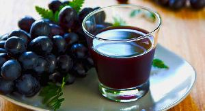 Black Grapes Juice
