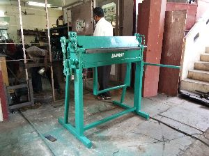 Iron Sheet Bending Machine