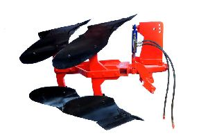 Reversible Hydraulic Mouldboard Plough