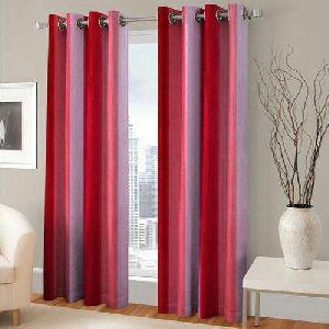 Door Plain Curtains