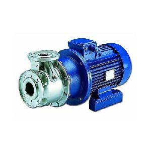 Caustic Chemical Pump