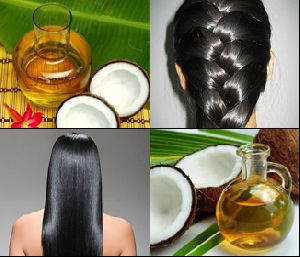 Coconut Hair Growth Oil