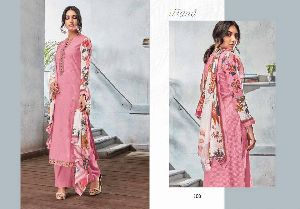 Cotton Digital Printed Salwar Kameez