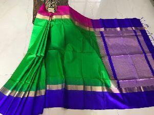 Gadwal Soft Silk Sarees