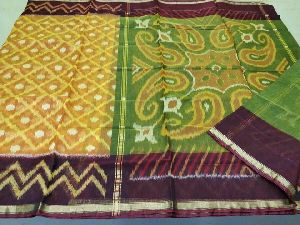 Handloom Kota Dye Sarees