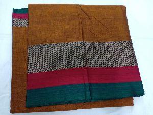 Mercerised Pure Handloom Cotton Sarees