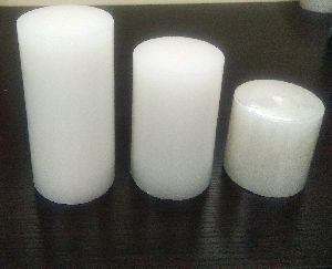 Luxto Crafts Plain Candle