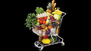 Hypermarket & Supermarket SHOPPING TROLLEY
