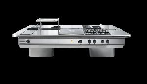 ISLAND COOKING SUITE Kitchen Equipment