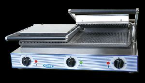 STAINLESS STEEL ELECTRIC SANDWICH TOASTER