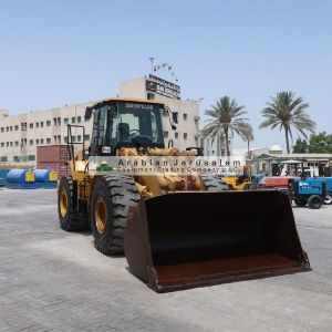 LOADER WHEELED CATERPILLAR