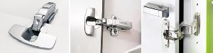 Hinges & Pivots Furniture & Kitchen Fittings
