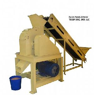 Date Seeds Grinding Machine