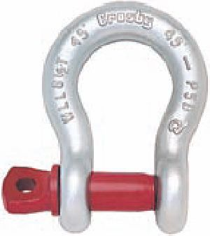Screw Pin Anchor Shackles